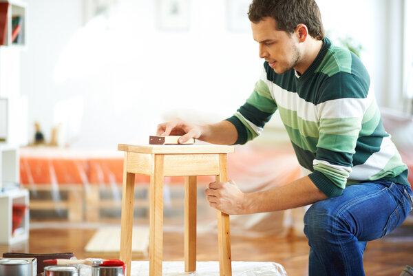 Gör ett eget avlastningsbord själv