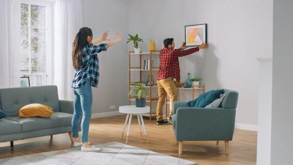 Inred ditt hem med hjälp av dessa 5 tips
