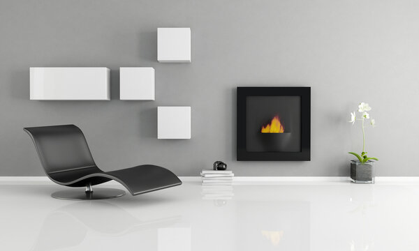 Den minimalistiska inredningsstilen