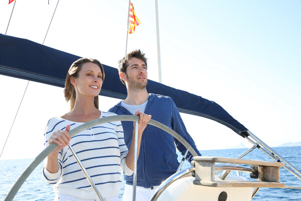 Att hyra segelbåt utomlands